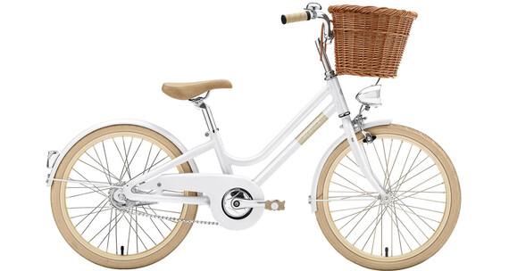 """Creme Mini Molly 20"""" - Vélo enfant - blanc"""